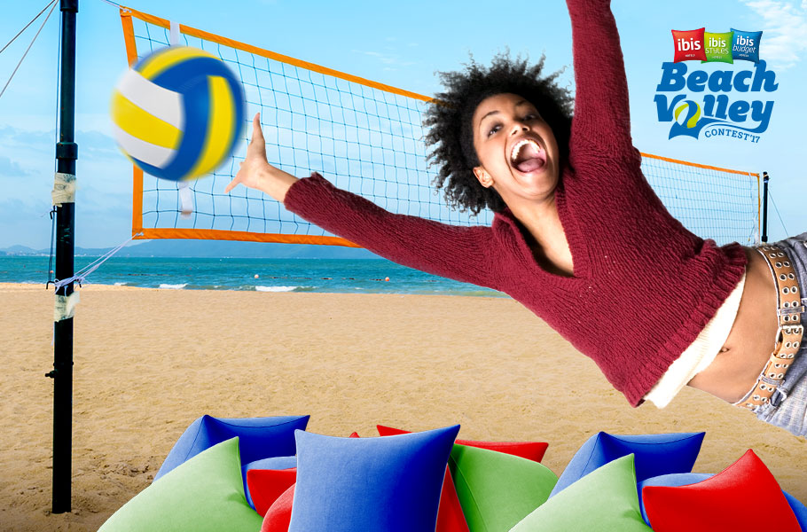 Ibis-beach-volley