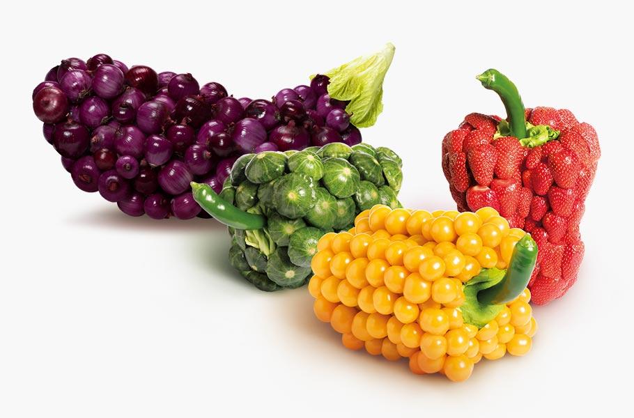 Fruits et légumes d'exception