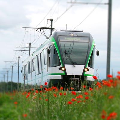 Chemin de fer LEB