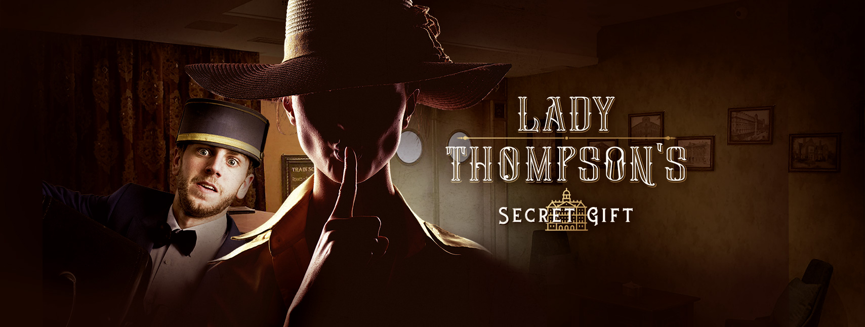 Escape Room Lady Thompson , ibis Styles Luzern